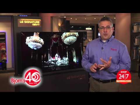 Bjorn's Talk - LG Signature OLED 4K HDTV
