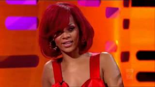 Rihanna on Graham Norton Show (part 2)