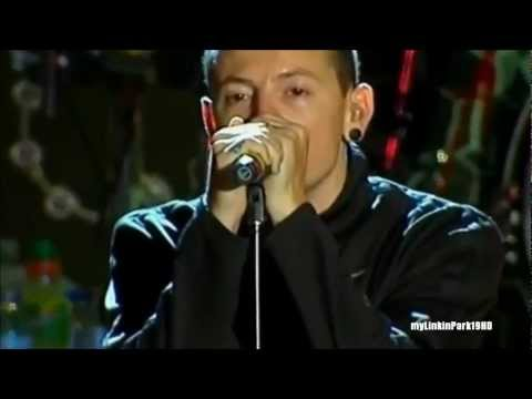 Linkin Park - Leave out all the rest live- best performance HD