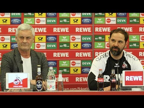 Die Pressekonferenz mit Veh und Ruthenbeck in voller Länge