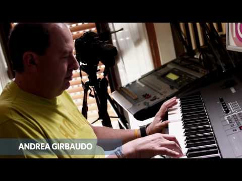 Yamaha MX88 - Demo Voice Acoustic Piano by Andrea Girbaudo