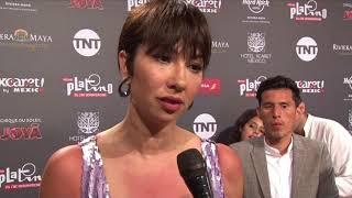 Red Carpet Premios Platino 2018: Jackie Cruz