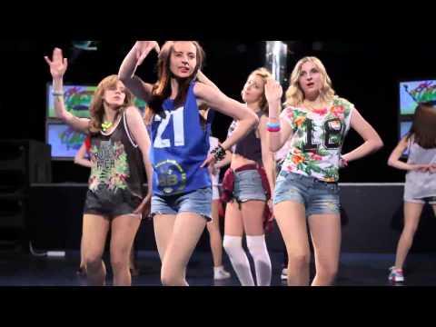 2014 K-POP World Festival 우크라이나 댄스 1위_SteepHill_나어떡해+전원일기