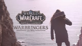 World of Warcraft - Warbringers: Jaina (Daughter of the Sea) - Cover by Dryante