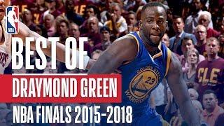 The Best of Draymond Green! | NBA Finals 2015-2018
