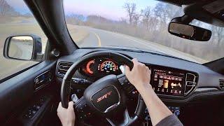 2021 Dodge Durango SRT Hellcat AWD - POV Driving Impressions