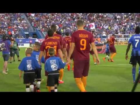 Roma Tour Day 12: Tour ends on a high with Impact friendly
