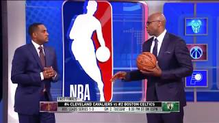 Cavaliers vs Celtics Game 2 Preview   NBA Gametime   May 14, 2018