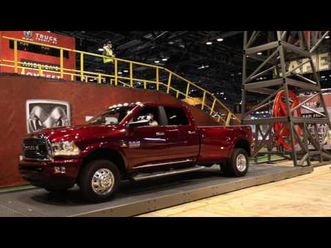 The Ram Truck Territory interactive ride experience is a 60,000-square-foot ultimate in-truck adventure that demonstrates the power and capabilities of the Ram Truck vehicle lineup.