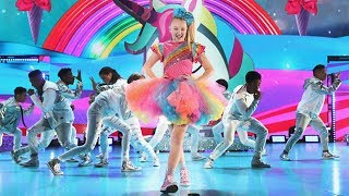 JOJO SIWA'S KIDS' CHOICE AWARDS FULL PERFORMANCE!! +EPIC SLIME!! - YouTube