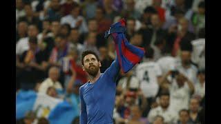 Messi's last tricks at the Bernabeu 🔥 - 04/23/17 | beIN SPORTS USA