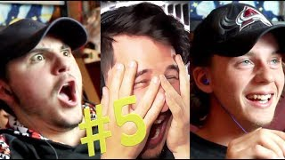 TRY NOT TO LAUGH CHALLENGE!!! #5, MARKIPLIER | Reaction Video |