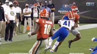 2020: #8 Florida Gators vs #5 Georgia Bulldogs