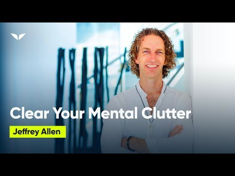How To Clear Mental Clutter With Sacred Geometry | Jeffrey Allen & Vishen Lakhiani
