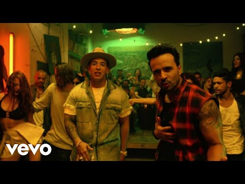 01. Luis Fonsi - Despacito ft. Daddy Yankee
