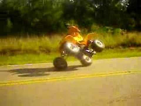 ATV Tricks