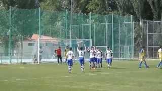 1-0 Gol de Luismi (C.D.Tajo)