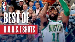 NBA's Best H.O.R.S.E. Shots   2018-19 Season   Part 1