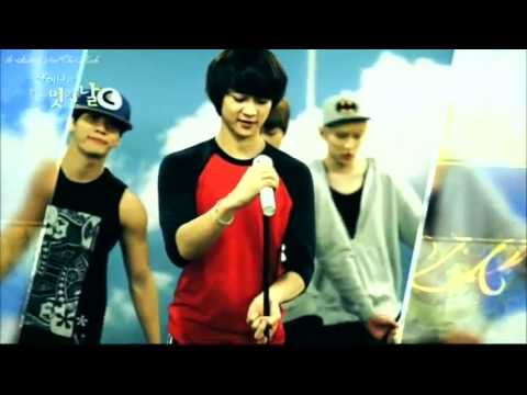 130312 SHINee Dream Girl Dance Practice & Funny Moment (SHINee Wonderful Days)