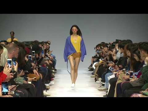2018 S/S NOHANT (노앙) 서울패션위크 Seoul Fashion Week