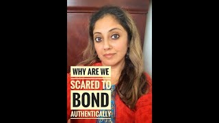 """""""Whatapp Generation"""" - Why are we scared to truly bond?!"""