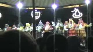 Actuación de Marwan en San Francisco en el año 2008