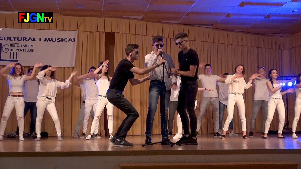 10. Everybody - Livin' la vida loca - Bailes Educacion Fisica 2018 IES Nules