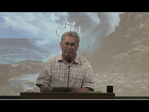 22 September 2021 CCWO's Wednesday Study in Acts 7 Pastor Tau  Sooto