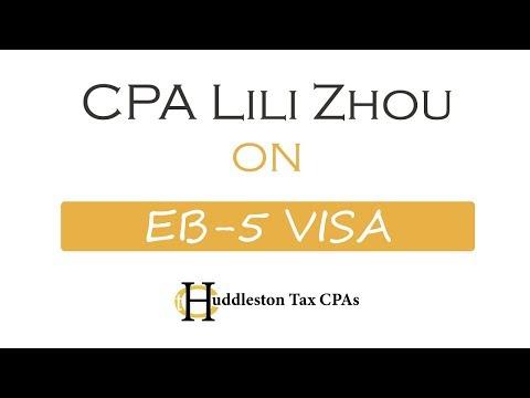 Seattle CPA Lili Zhou: EB-5 Visa