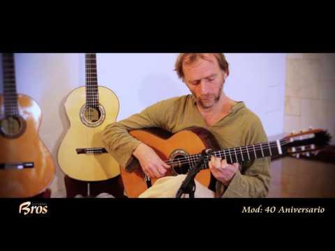 Guitarra clásica de concierto Francisco Bros Mod.