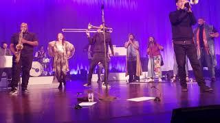 Look up Child Tour- Lauren Daigle New Orleans- Jazz