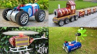 4 Amazing DIY Toys   Awesome Ideas