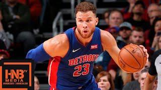 Detroit Pistons vs Chicago Bulls Full Game Highlights | 10.20.2018, NBA Season