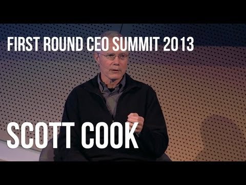 What Scott Cook Wished He Knew About Being a CEO When He Founded Intuit