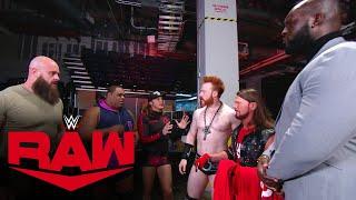 WWE RAW (11/16): AJ Styles Unites Team RAW