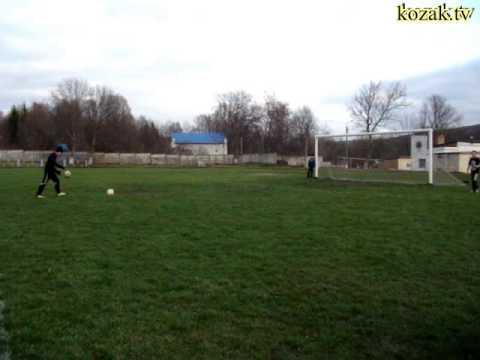 13 ударів поспіль у «дев'ятку» (Книга рекордів України)