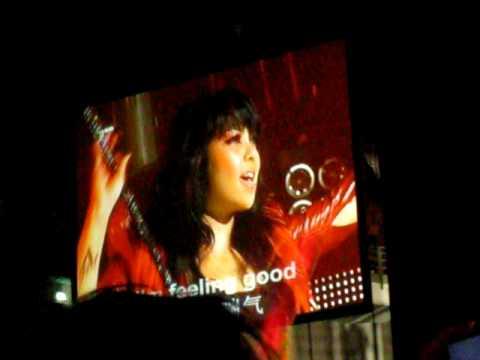 張惠妹 - 火 @ 阿密特首次世界巡迴馬來西亞演唱會2010