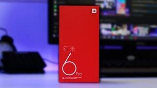 Video Xiaomi Redmi 6 Pro kK3uwOwFvYA