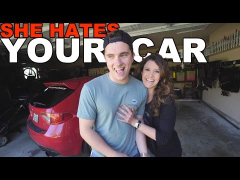 5 Things Your Girl HATES About Cars