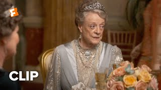 Downton Abbey Movie Clip - I Don't Believe in Defeat (2019)   Movieclips Coming Soon