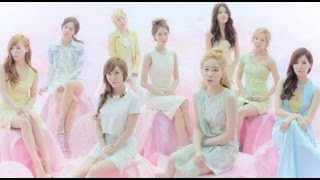 GIRLS`GENERATION 少女時代_ALL MY LOVE IS FOR YOU_Music Video