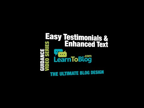 UBD 11 Testimonials and Enhanced Text