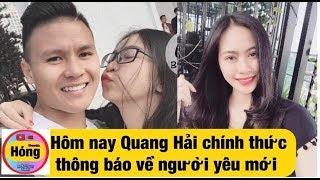 Quang hải chính thức lên tiếng về người yêu mới Thảo Mi và Nhật Lê ai hơn ai