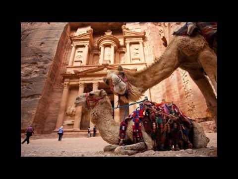 Petra tour del puerto de Aqaba Jordania
