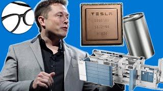 Tesla Logistics: The Machine that builds the Machine that builds the Machine!