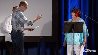 Magical Moment: Pete Docter and Phyllis Smith take us Inside Out