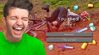 If You LAUGH = Delete MINECRAFT! (You Laugh You Lose)