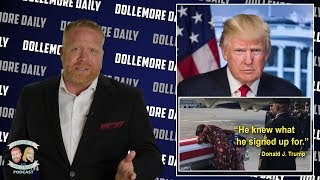 """Donald Trump Callously Tells Widow of Fallen Soldier, """"He Knew What He Signed Up For."""""""