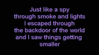 KARAOKE - Labyrinth - Elisa (instrumental with lyrics and backing vocals)