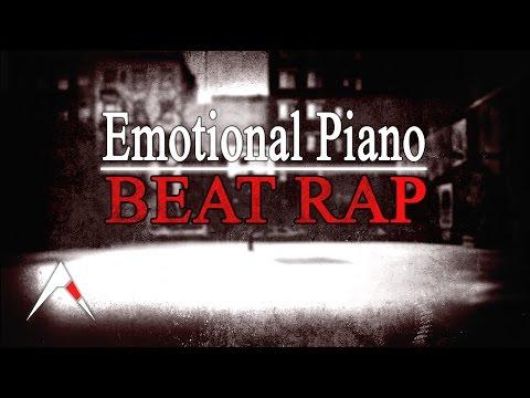 Beat Rap Romantica - Emotional Piano | Base